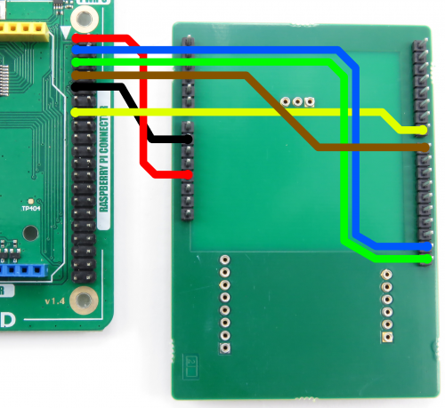 How to interface NXP PN7120 NFC reader module with the VisionSOM